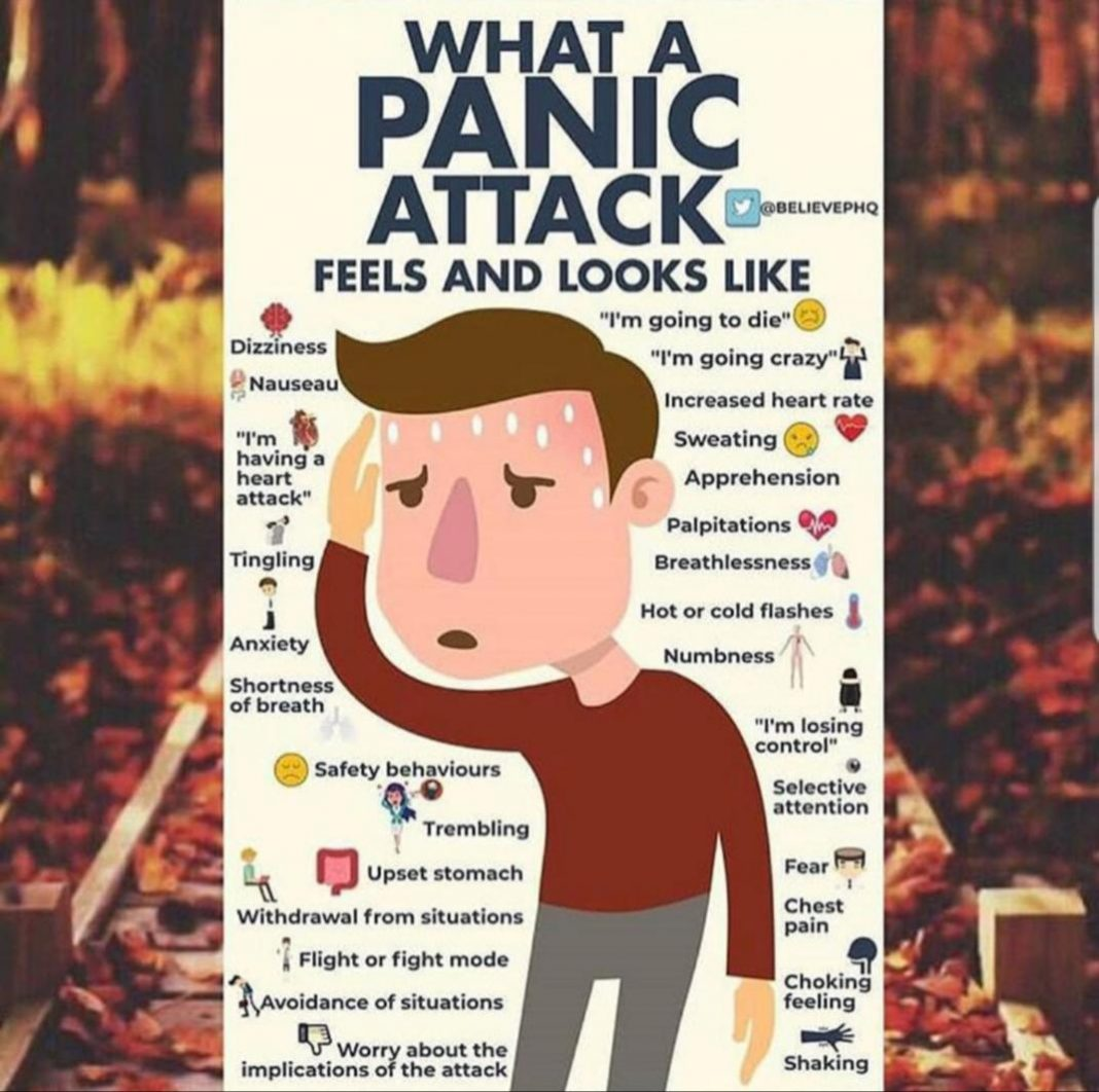 what a panic attack feels and looks like coolguides